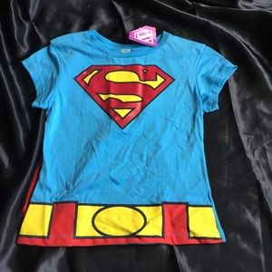 Other - Superwoman shirt!! With cape!